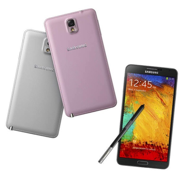 Samsung Galaxy Note 3 Lite entra en producción