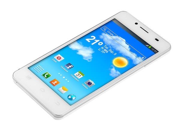 Woxter Zielo Q25, un smartphone de 5 pulgadas a bajo coste