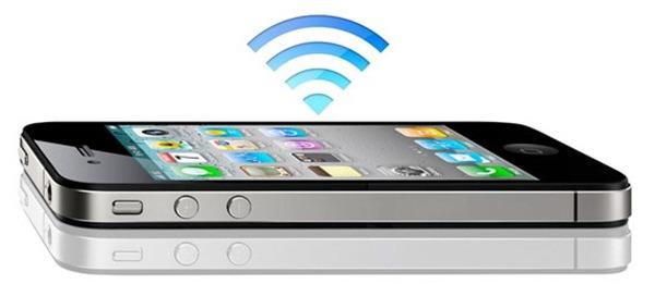 Compartir la conexión a Internet desde un iPhone
