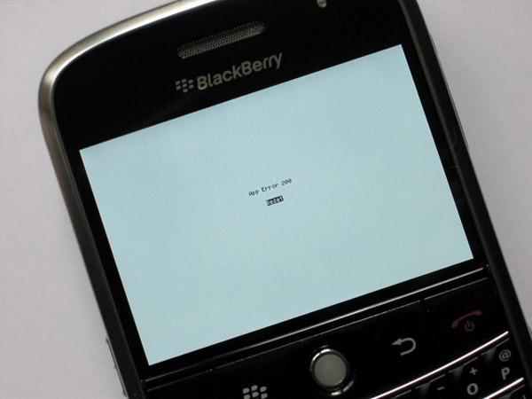2013, el año del ocaso de BlackBerry