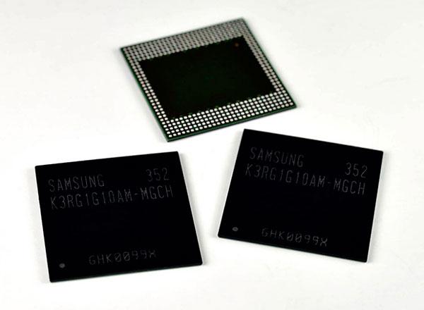 El Samsung Galaxy S5 podría estrenar la memoria RAM LPDDR4 de 4 Gb