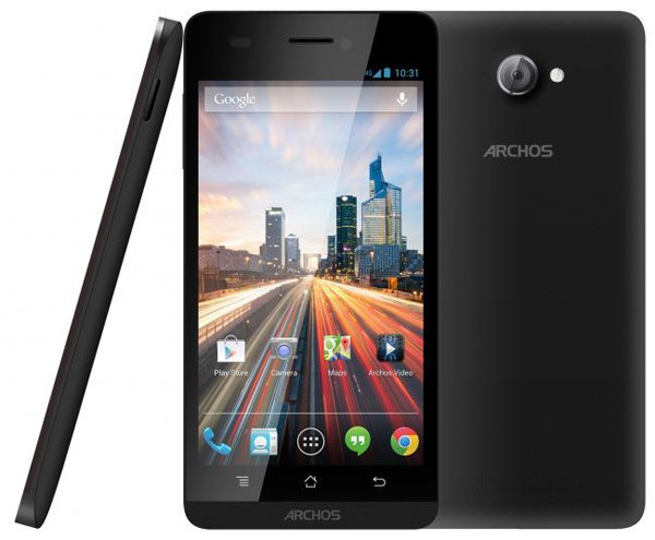 Archos 50 y 45 Helium, dos nuevos móviles económicos con Android