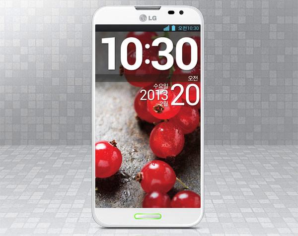 El LG G Pro 2 será presentado en el Mobile World Congress