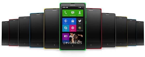 El Nokia Normandy con Android contaría con la interfaz Metro