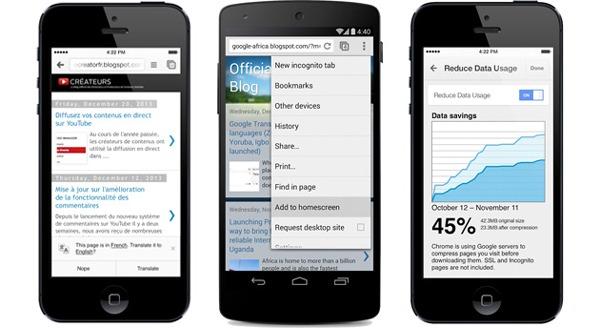 Cómo ahorrar datos en Android con la próxima versión de Chrome