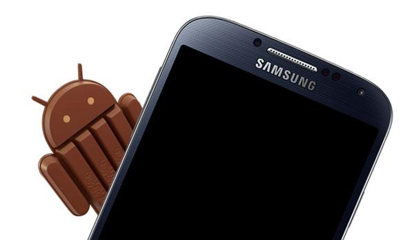 Se filtra la actualización Android 4.4.2 KitKat para Galaxy S4