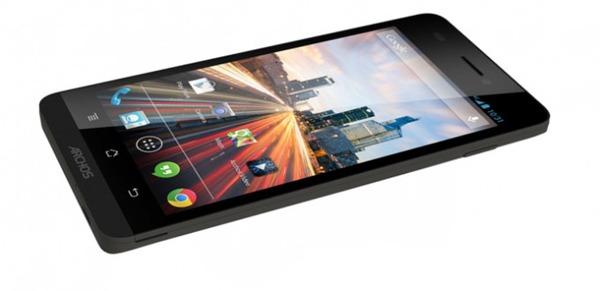 Archos 45 y 50 Helium, la marca francesa se estrena en móviles 4G