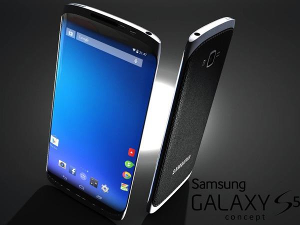 Así podrían ser el Galaxy S5 y el Note 4