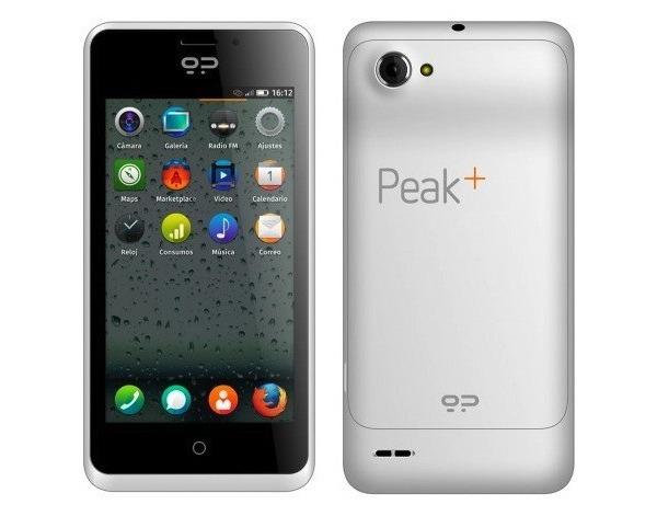 El teléfono Geeksphone Revolution saldrá a la venta el 20 de febrero