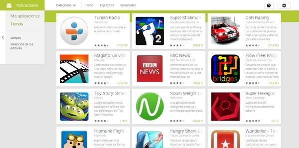 Instalar aplicaciones en Android desde el ordenador