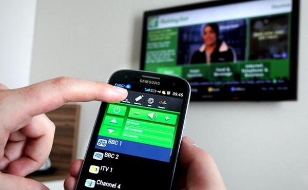Cómo utilizar el móvil como mando para la televisión