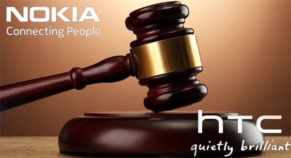 HTC y Nokia firman la paz en las demandas por patentes