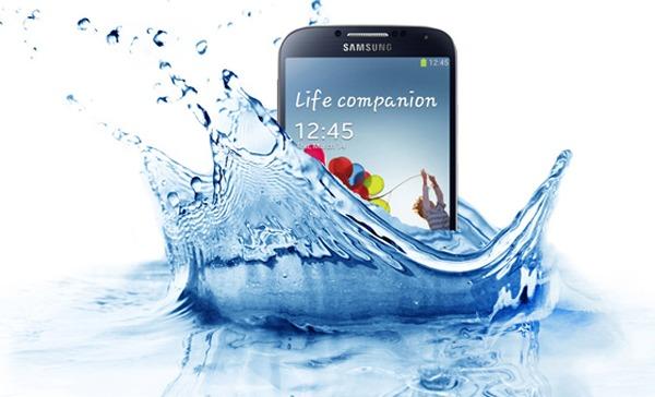 Samsung podría lanzar un Galaxy S5 Active resistente al agua