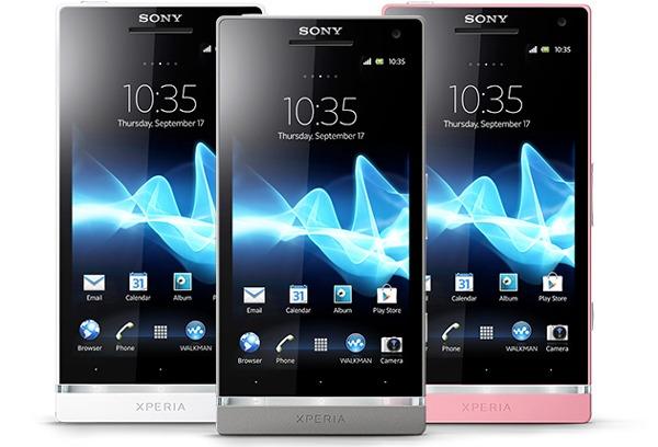 Sony Xperia SL, Acro S y Ion no recibirán más actualizaciones de Android
