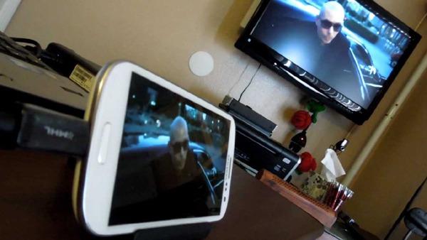 Cómo conectar el Samsung Galaxy S3 con el televisor