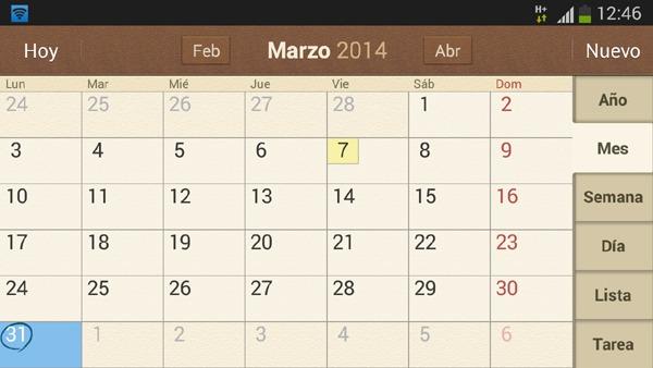 Cómo sincronizar el calendario de iCloud en Android