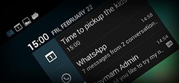 Cómo configurar un sonido de notificación para cada aplicación en el Samsung Galaxy Note 3