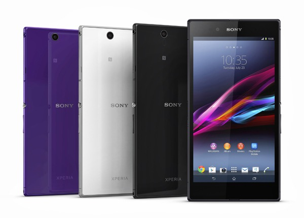 El Sony Xperia Z Ultra se actualiza a Android 4.4 KitKat
