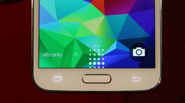 Cómo hacer una captura de pantalla en el Samsung Galaxy S5