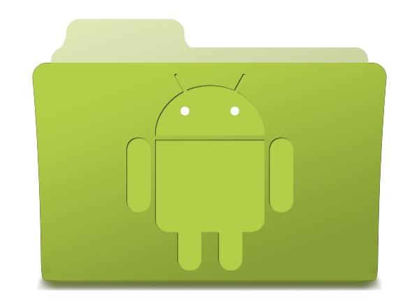 Cómo crear carpetas en la pantalla principal de Android