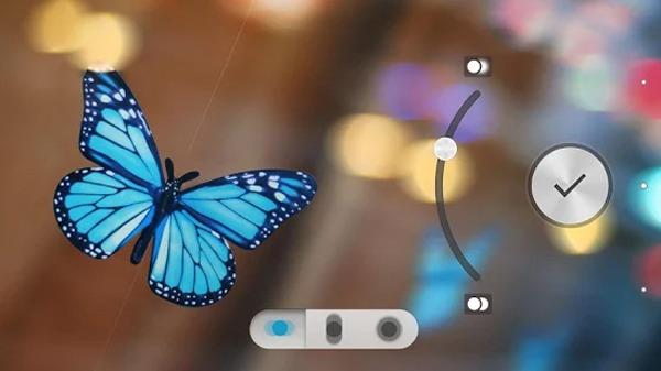 Cómo instalar el efecto de foco desenfocado en el Sony Xperia Z1