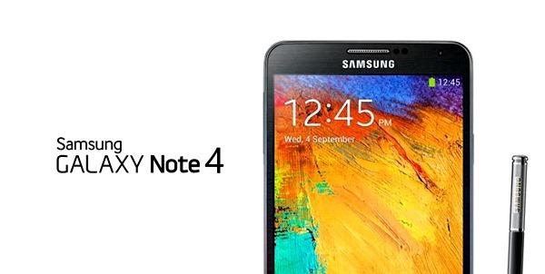 Se filtran las especificaciones del Samsung Galaxy Note 4