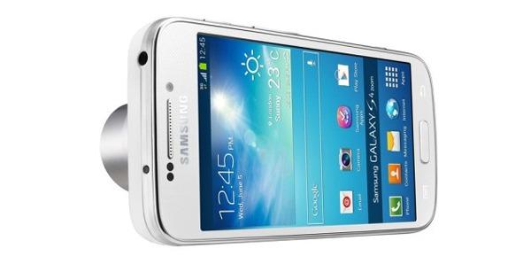 Aparece una fotografía tomada con el Samsung Galaxy K