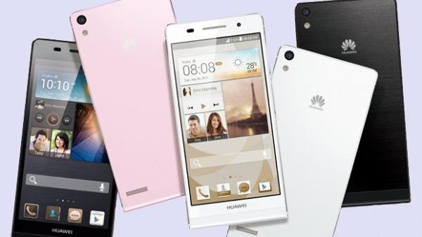 El Huawei Ascend P7 podría ser presentado el día 7 de mayo