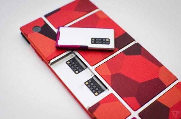 Project Ara, así son los móviles modulares de Google por dentro