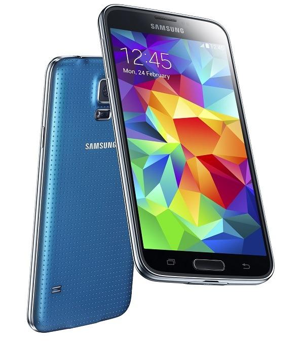 Samsung Galaxy S5, precios en España con Movistar