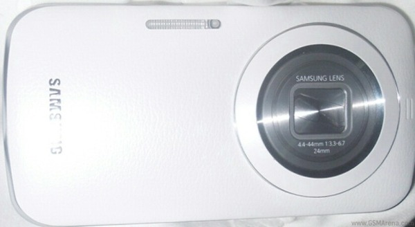 Aparecen nuevas imágenes del Samsung Galaxy S5 Zoom