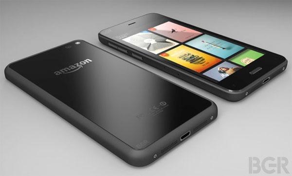 Así podría ser el aspecto del nuevo teléfono inteligente de Amazon