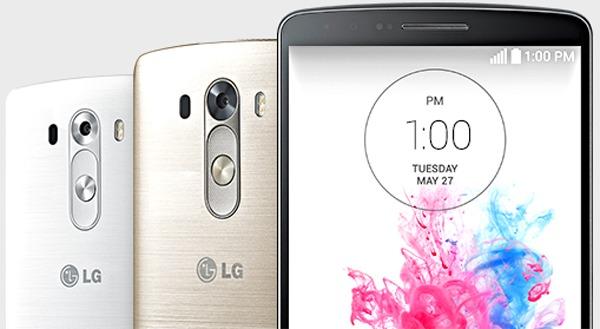 Cómo hacer una captura de pantalla en el LG G3