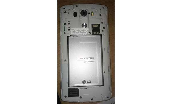 Aparecen nuevas imágenes del LG G3