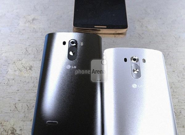 El LG G3 se deja ver de nuevo con otros diseños de carcasa