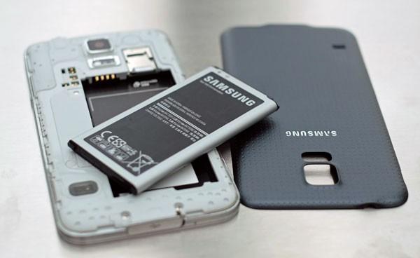 Cuatro trucos para reducir al mínimo el consumo de batería en el Samsung Galaxy S5