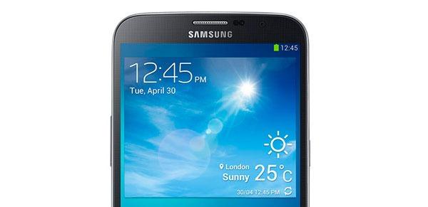 El Samsung Galaxy Mega 6.3 comienza a recibir Android 4.4