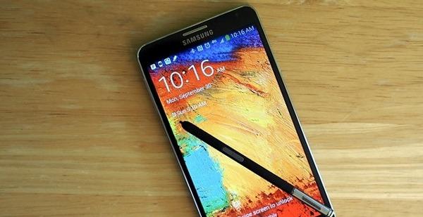Se filtran nuevas características del Samsung Galaxy Note 4