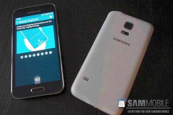 Aparecen imágenes del Samsung Galaxy S5 Mini