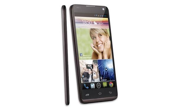 Wolder mismart XLIM, un móvil con una gran pantalla
