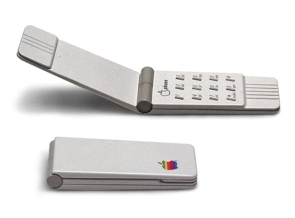 Diseños curiosos de Apple