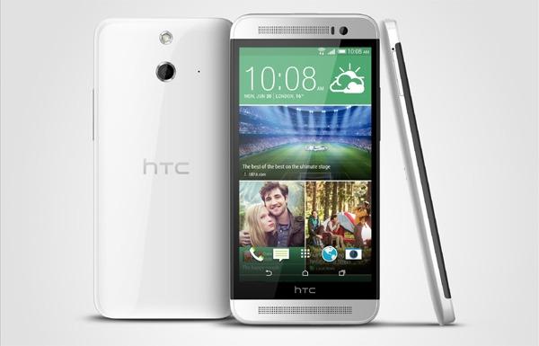 HTC presenta el HTC One E8, la versión económica del One M8