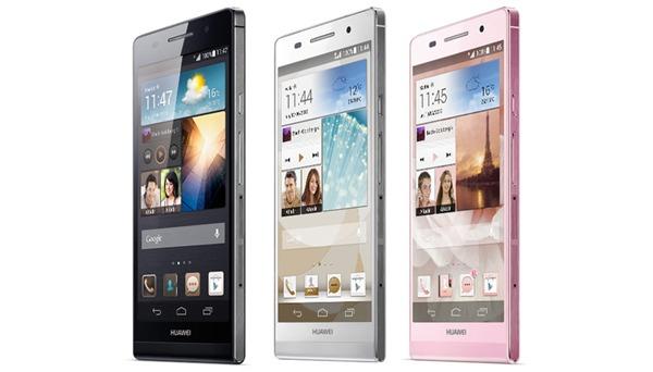 El Huawei Ascend P6 comienza a recibir la actualización de Android 4.4