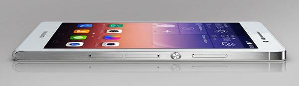 El Huawei Ascend P7 costará aproximadamente 390 euros en España