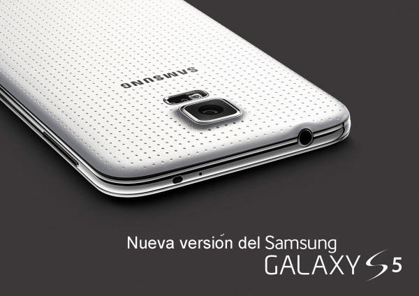Esta semana se podría presentar una nueva versión del Samsung Galaxy S5