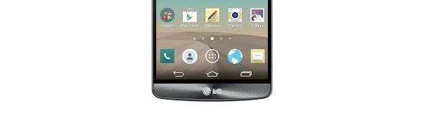 Cómo ocultar los botones en pantalla en el LG G3