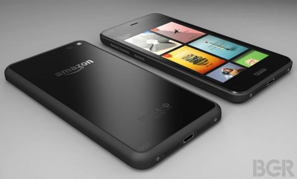 Primer móvil de Amazon