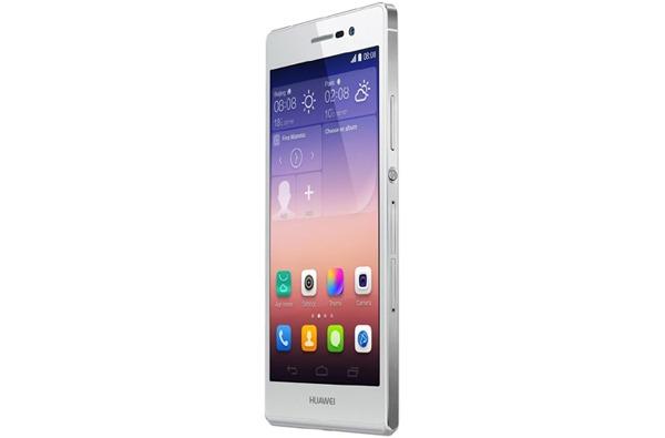 El Huawei Ascend P7 recibe una pequeña actualización en Europa