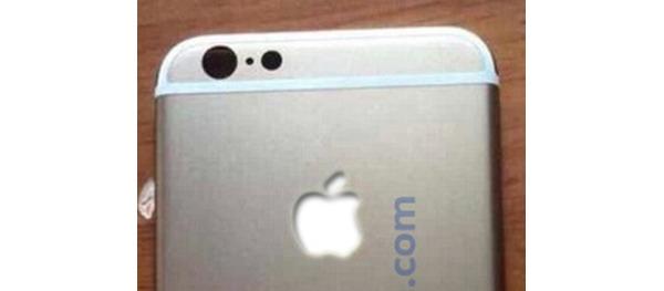 El logo de Apple en el iPhone 6 podría iluminarse con las notificaciones