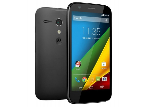Motorola Moto G 4G, precio y disponibilidad en España